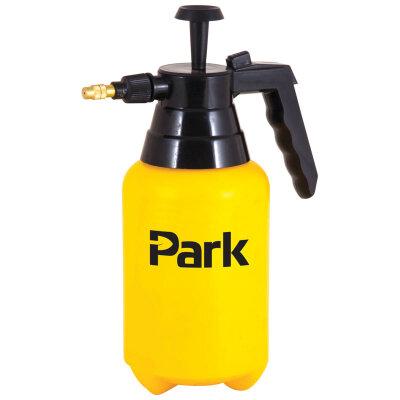 Опрыскиватель садовый ручной помповый 1 л PARK , желтый