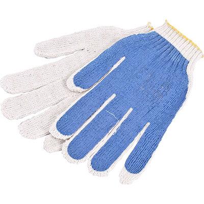 Перчатки хб с ПВХ покрытием 10 класс 4 нити