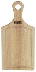 Доска деревянная разделочная с ручкой 42x20 см REGENT inox 93-BO-2-02