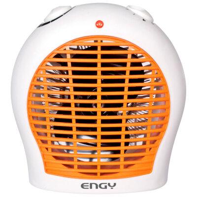 Тепловентилятор электрический бытовой Engy EN-516 paints цвет: оранжевый