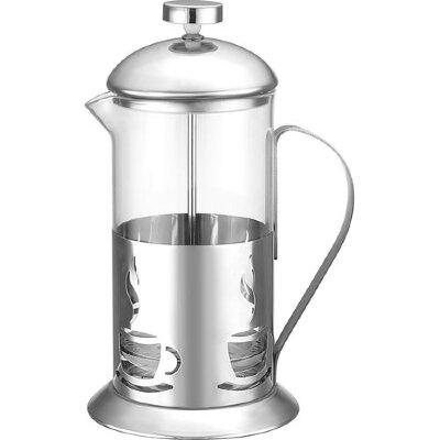 Чайник заварочный пресс 600 мл Mallony ALITO для заваривания кофе и чая