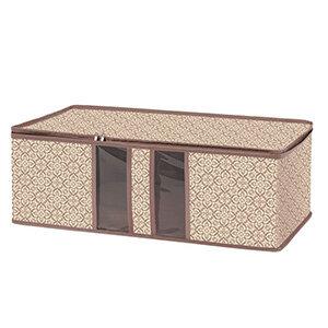 Ящик для хранения вещей текстильный Рыжий КОТ 60х30х20 см