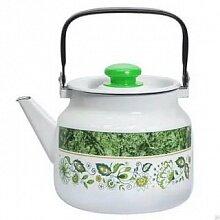 Чайник 3.5 л Уральский сувенир С-2713П2/4 на плиту эмалированный