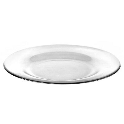 Pasabahce 10327 Тарелка для закусок и пирожных 19.5 см круглая прозрачная