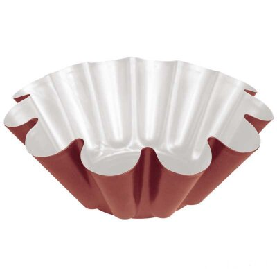 Форма для выпечки пирога с антипригарным покрытием 23x23x9.2 см CIANO Mallony с волнистыми краями