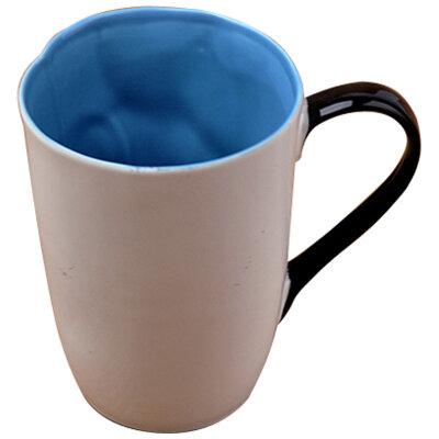 """Чашка фарфор 500 мл Mallony """"Tulipano blu"""""""