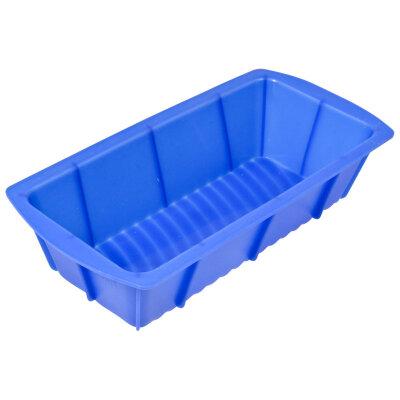 Форма для выпечки BFS-P25х12 Mallony, силикон, размеры: 25,5*12,5*6 см