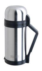 Термос 1 л Regent 93-TE-U-1-1000 с ручкой из нержавеющей стали