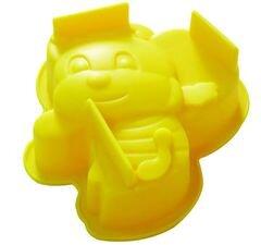 Форма силиконовая для выпечки кекса «Пчелка» Regent 93-SI-FO-95, 13x12x4 см