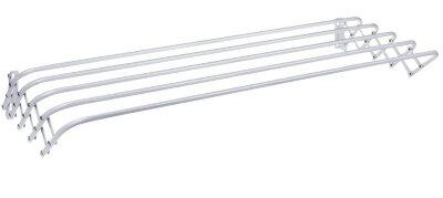 Раздвижная сушилка для белья 60 см CH 225 БРИЗ металлическая