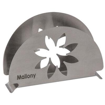 Салфетница для бумажных салфеток Mallony FIORE для обеденного стола