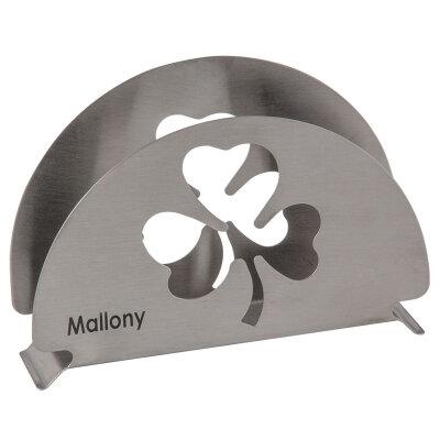 Mallony FOGLIO Салфетница для бумажных салфеток стальная