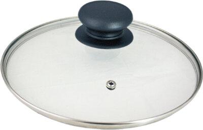 Крышка Mallony VETRO 20 см жаропрочное стекло, G-type, металлический ободок