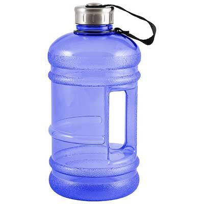 Спортивная бутылка для воды ECOS HG-23125 2.3 л Синяя