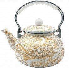 Чайник эмалированный GRACE 2.5 л GR-TH-2509 на плиту