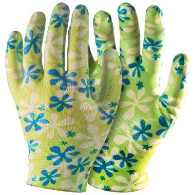 Перчатки садовые PARK EL-F003, размер 8 (M)