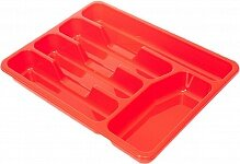 Лоток для столовых приборов ПЦ1560 Plastic Centre 33x26x4 см