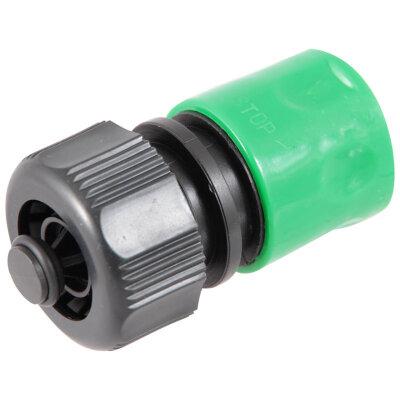 PARK HL132 Соединитель для шланга 5/8 дюйма с аквастопом