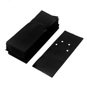 Пакеты под рассаду из черной пленки 23x23x27см (объем-2 л) (10 шт.)