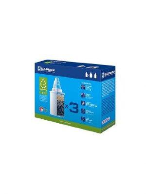 Кассета Барьер 6 (х3) картридж жесткость 3 шт в упаковке ресурс 350 литров