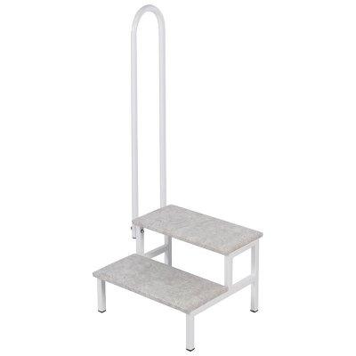 Лестница для ванны для пожилых с поручнем до 120 кг