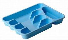 Лоток-вкладыш для столовых приборов М1140 М-Пластика 33.5x26x4.8 см
