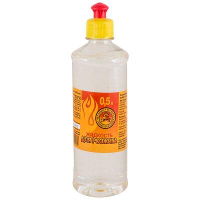 Жидкость для розжига парафиновая 0.5 л