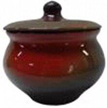Горшок для запекания жаркого 1.3л керамический