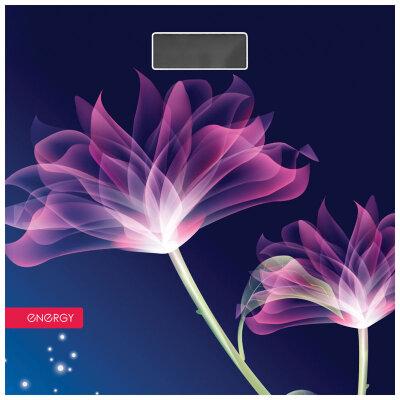 Весы бытовые напольные электронные до 150 кг Energy EN-419G  стеклянные