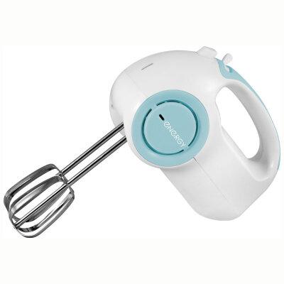 Миксер кухонный ENERGY EN-296-BL , 5 скоростей, 150 Вт, Голубой