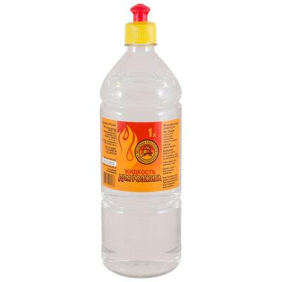 Жидкость для розжига из парафина 1 л