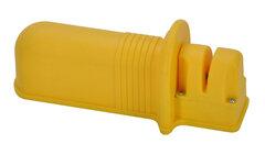Ножеточка механическая для кухонных ножей Regent 94-3702 2 ступенчатая 14х6х5 см