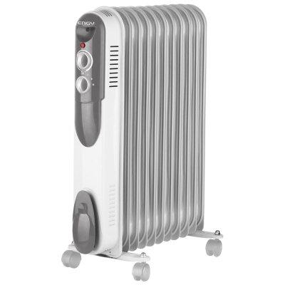 Обогреватель масляный электрический 11 секций 2.5 кВт ENGY EN-2011 narrow регулировка мощности