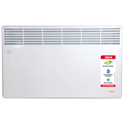 Конвектор электрический настенный 2 кВт ENGY Primero-2000MWI ЭВНА-2,0/230 C1(мби)