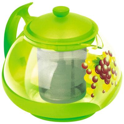 Чайник заварочный 750 мл Mallony Decotto-G-750 с фильтром