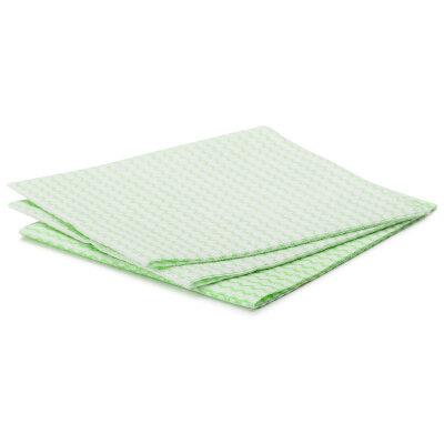 Салфетки для уборки из бамбукового волокна 34х38 см 3 шт Рыжий КОТ