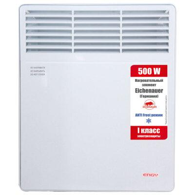 Конвектор электрический настенный 500 Вт ENGY Primero-500MI ЭВНА-0,5/230 C1(ми) с терморегулятором