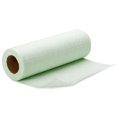 Салфетки универсальные в рулоне 25х30 см 30 шт Рыжий Кот из бамбукового волокна
