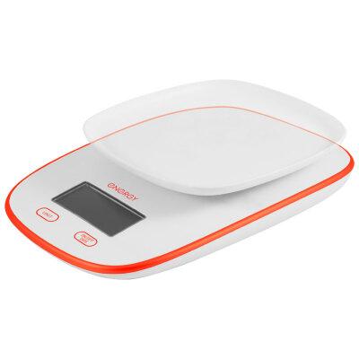 Весы бытовые кухонные электронные 3 кг с точностью 1 г  ENERGY EN-422-W Белые