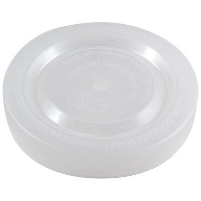Крышка для горячего консервирования пластиковая 10 шт в упаковке