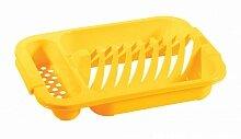 Сушилка для посуды без поддона БытПласт арт. 4312565 350x240x75 мм
