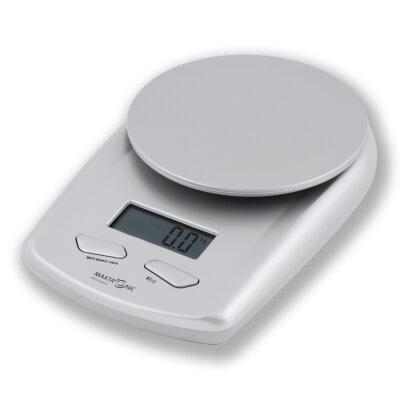 Весы бытовые кухонные электронные до 3 кг MAXTRONIC MAX-011 точность 1 грамм