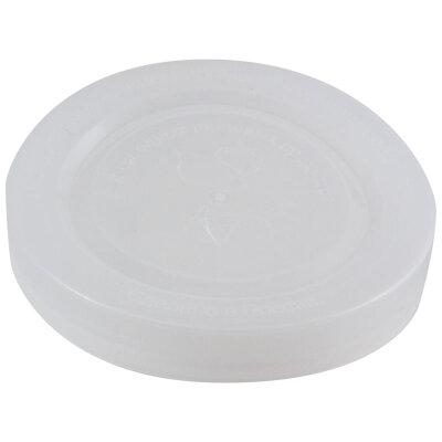 Крышки полиэтиленовая для закрывания банок 10 шт Рыжий кот для холодного консервирования