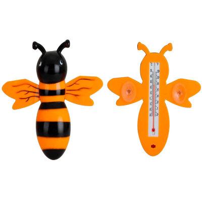 """Термометр уличный PARK """"Пчелка Gigi"""" 23х20х5 мм"""