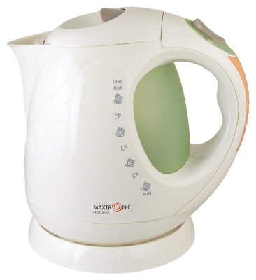 Чайник электрический пластмассовый корпус 2л MAXTRONIC MAX-560 2000 Вт, дисковый