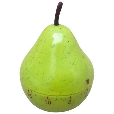 """Таймер кухонный механический Mallony Pear """"ГРУША"""" на 60 мин"""