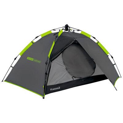 Палатка автоматическая 2-местная ECOS Kasos 2 Размер 130х210х105 см