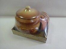 Набор для меда 1.2 литра керамический ОБЧ00000217