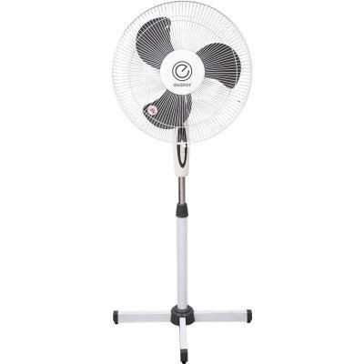 Вентилятор напольный бытовой 40 см Energy EN-1660 40 Вт белый ночная подсветка