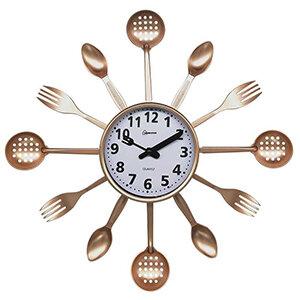 Настенные часы Ложки Вилки Шумовки HOMESTAR HС-14